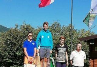 Skiroll: circuito Coppa Italia con il nostro Filippo