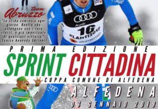 Sprint cittadina – Coppa Comune di Alfedena