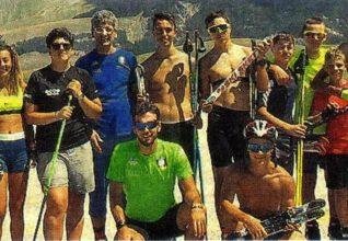 Primo raduno Squadra Regionale Abruzzo